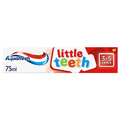 Aquafresh Little Teeth Toothpaste 75ml (PACK OF - Aquafresh Tooth