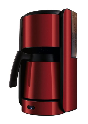 Tchibo Kaffeemaschine Rot Mit Thermokanne Und Filtertüten