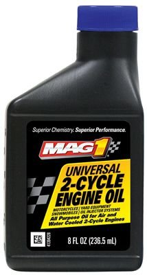 Mag1 8OZ Univ 2Cyc Oil by Warren Distribution