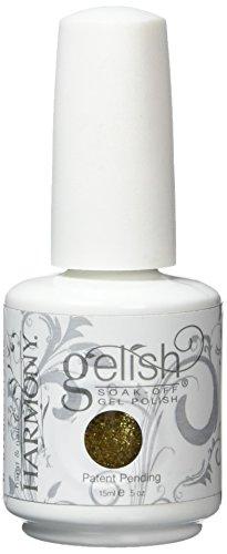 Gelish Soak Off Gel Nail Polish, Twinkle, 0.5 Ounce