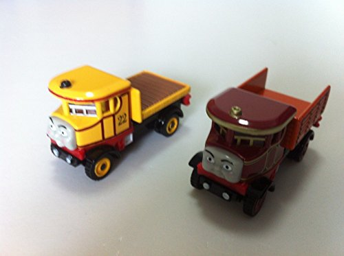 gg Friends Elizabeth With Isobella Magnetic Metal Toy Train Loose In Stock