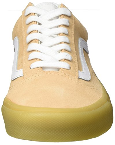 – double Arancione Adulto Old Gum Sneaker Vans Unisex Skool Light Z0aYxPI