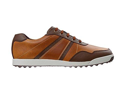 FootJoy Contour Casual - Zapatos para hombre Marrón / Taupe