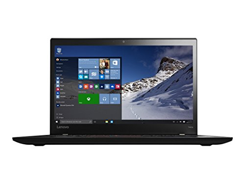 Lenovo ThinkPad T460s (20F9-0038US) Intel Core i5-6300U, 8GB RAM, 256GB SSD, Win10 Pro64
