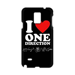 Angl 3D Case Cover One Direction Phone Case for Samsung Galaxy Note4
