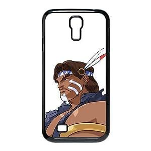 Samsung Galaxy S4 9500 Black phone case Street Fighter T. Hawk Cool gift SFB9101999