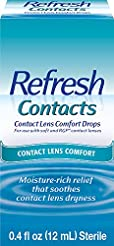 Refresh Contacts Contact Lens Comfort Dr...