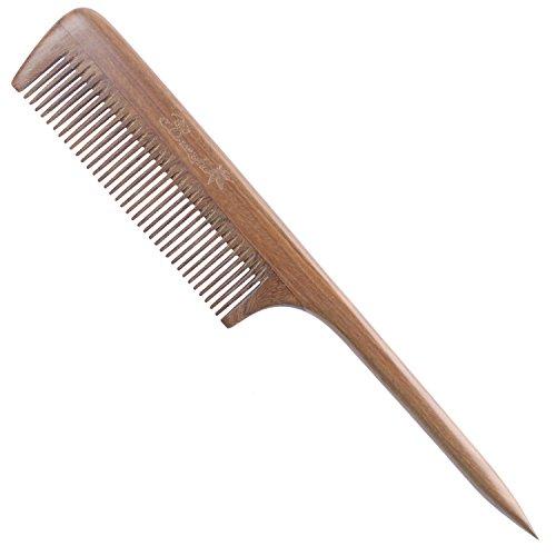 Natural Wooden Comb - 7