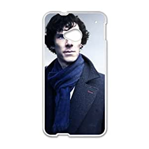 Happy Sherlock Design Personalized Fashion High Quality Phone Case For HTC M7
