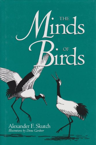 The Minds of Birds (Louise Lindsey Merrick Natural Environment Series)