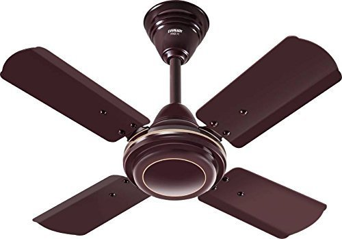 For 1099/-(35% Off) Eveready Fabm 600mm Ceiling Fan (Brown) at Amazon India
