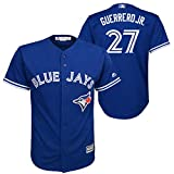 Outerstuff Vladimir Guerrero Jr. Toronto Blue Jays Youth Cool Base Replica Alternate Jersey - Size Youth Large (14/16)