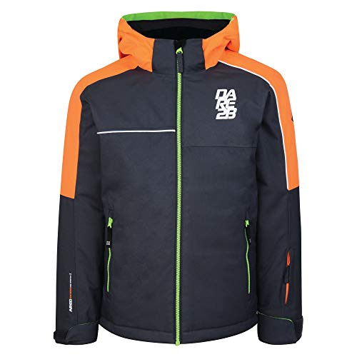 Dare 2b Childrens Labyrinth Waterproof and Breathable Insulated Ski Jacket