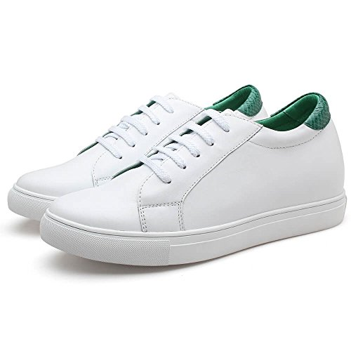 Uomo Leather H72c55k121d Chamaripa 6 Casual Verde Cm Lacer Raising Plus Sneakers Shoes xqqtwvB7Y