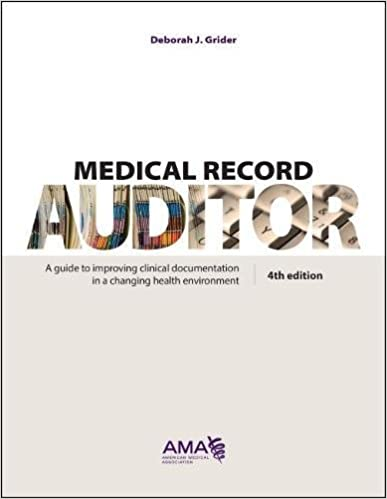 Free download medical record auditor a guide to improving free download medical record auditor a guide to improving clinical documentation in a changing health environment full pages fandeluxe Gallery