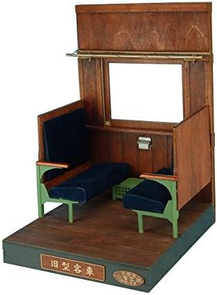 コバアニ模型工房 1/12 想い出横丁シリーズ 旧型客車 客室ジオラマ 組み立てキット OY-012