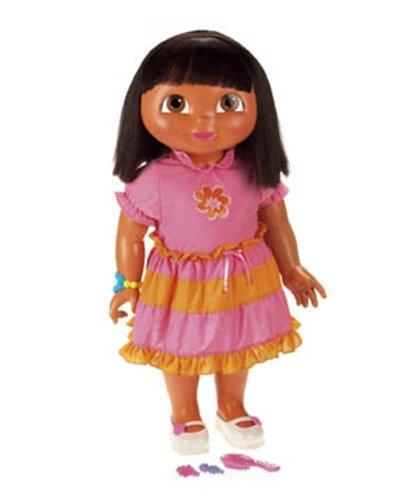 Fisher-Price Dora Friendship Adventure Dora (Dora Explorer Friendship Adventure Life Size Doll)