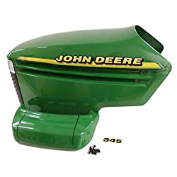 John Deere 345 complete hood with serial # above 0
