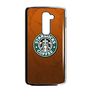 LG G2 Cell Phone Case Black Starbucks 4 001 Delicate gift AVS_564056