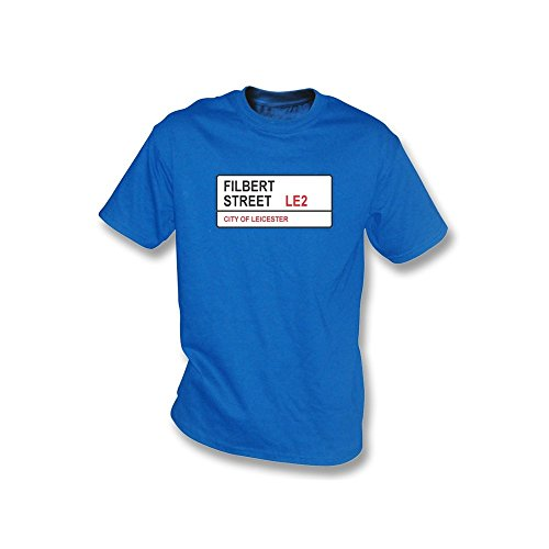 PunkFootball Carlisle halten das Glauben-T-Shirt, Farbe- Königsblau