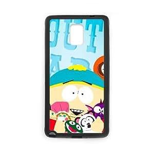 Generic for Samsung Galaxy Note 4 Cell Phone Case Black South Park Custom HKADSGHGO2062