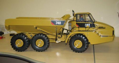Wedico CAT 740 Articulated Dumper Truck Kit