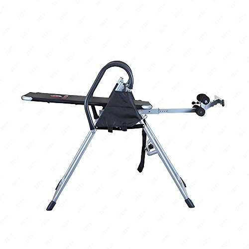 Fitnessclub foldable inversion table invert align therapy for 1201 back therapy inversion table