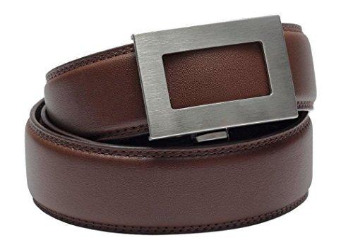 Kore Men S Full Grain Leather Track Belts Icon