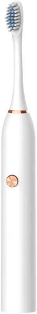 Pongaps Sonic Spazzolino Elettrico Batteria Spazzolino Elettrico per Uso Domestico Spazzolini da Denti elettrici