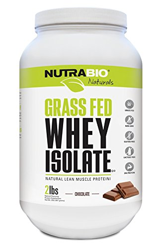 NutraBio Natural 100 Protein Isolate