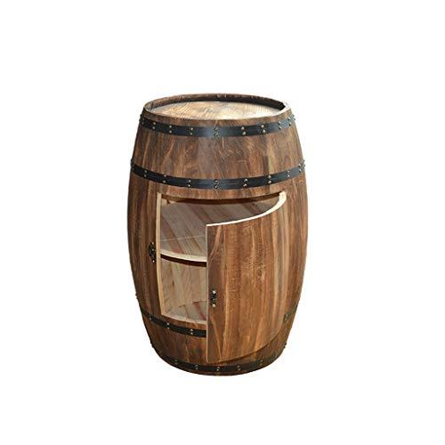 (DOOST Carved American high-Grade Oak Barrels Aged - Old-Fashioned Whiskey, Beer, Wine, Bourbon, Tequila, Rum, etc. Barrel Age 100L )