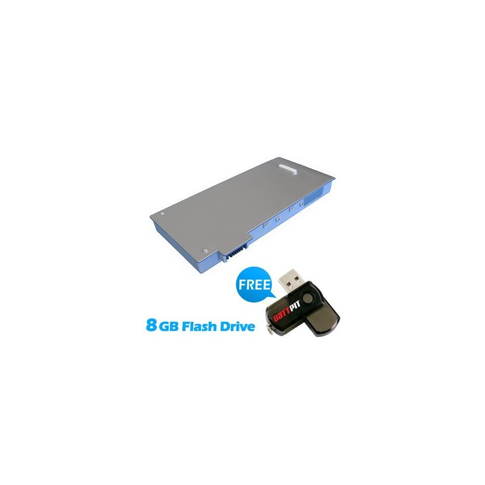 Battpit™ Laptop / Notebook Battery Replacement for Gateway 3UR18650F 3 QC 7A (6600mAh) with FREE 8GB Battpit™ USB Flash Drive