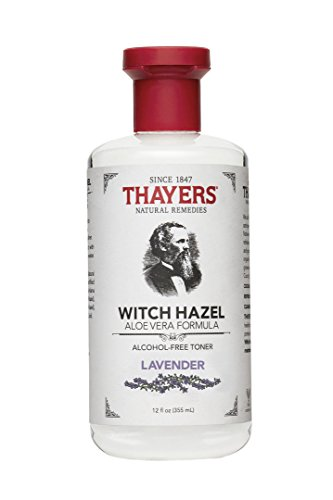 Thayers Alcohol-Free Lavender Witch Hazel Toner with Aloe Vera, 12 ounce bottle ()