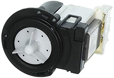 New OEM Original LG 4681EA2001T Drain Pump Washing Machine by LG, AP5328388, 2003273, 4681EA2001D - by PrimeCo 1 YEAR WARRANTY