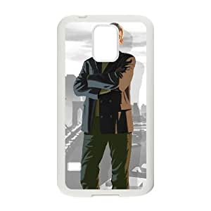 grand theft auto iv Samsung Galaxy S5 Cell Phone Case White xlb2-243843