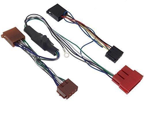 VAG BOSE Aktivsystem Adapter Kabel Stecker Radio Aktiv System ISO ...