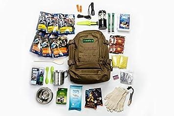 THRIV3 72 Hour Emergency Preparedness Survival Kit Bag