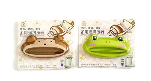 Tube Squeezer - Toothpaste/Cream (2 pieces)