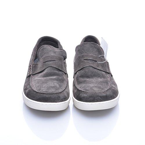 Strellson Premium Herren Slipper Forest Loafer Dunkel Braun