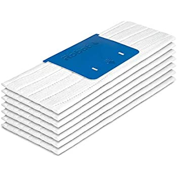 iRobotAuthentic Replacement Parts- Braava jet m Series Wet Mopping Pads, (7-Pack)