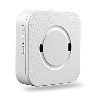 AKASO Wireless Doorbell Chime, Indoor Chime for AKASO video doorbell, 5-Level Adjustable Volume with 55 Tune Chimes