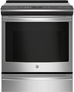 Superbe GE Profile PHS930SLSS 30 Inch Slide In Electric Range With Smoothtop Cooktop,  5.3 Cu