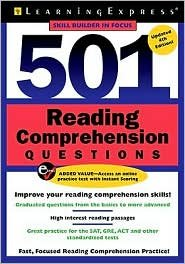 Download 501 Reading Comprehension Questions 4th (fourth) edition Text Only ebook