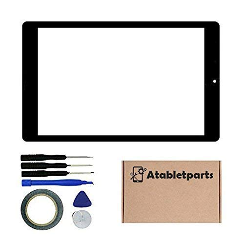 Atabletparts Touch Screen Digitizer Replacement for Nextbook Ares 8A NX16A8116 NX16A8116S NX16A8116B NX16A8116K NX16A8116R 8 Inch Tablet