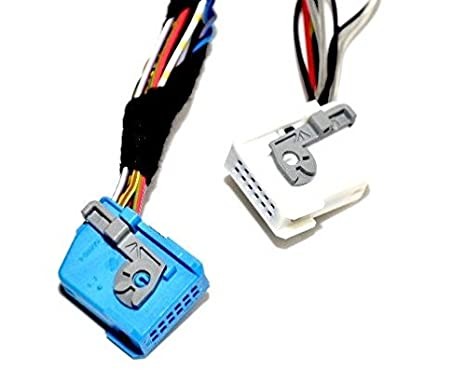 Fine Genuine Bmw E46 Navigation Wiring Harness Retrofit With Instructions Wiring 101 Cominwise Assnl