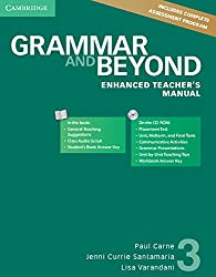 Grammar and Beyond Level 3 Enhanced Teacher's Manual with CD-ROM