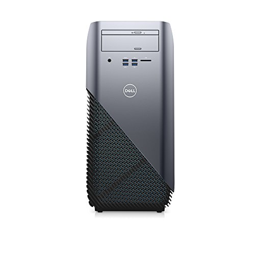 Dell i5675-A933BLU-PUS Inspiron 5675 AMD Desktop, Ryzen 5 1400 Processor, 8GB, 1TB, AMD Radeon RX 570 4GB GDDR5 Graphics, Recon Blue by Dell (Image #3)