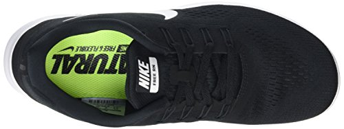 Noir white Homme Running Free black anthracite De Rn Nike Chaussures Compétition n1Z0wz16q