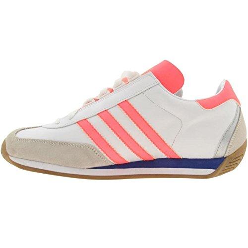 Adidas Heren Nacht Jogger O Wit / Waarschuwen / Royal