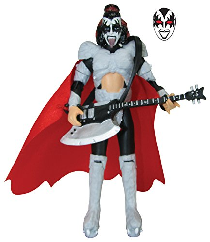 Kiss Outfits (Bif Bang Pow! Kiss Unmasked the Demon Series 2 3 3/4-Inch Action Figure)